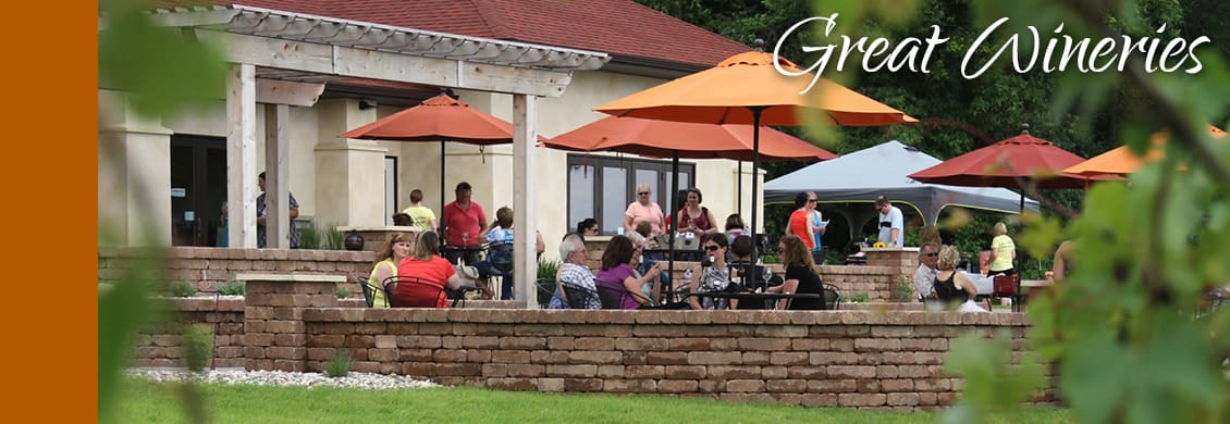 June Bloom Wine & Food Event @ Seven Hawks Vineyards | Fountain City | Wisconsin | United States
