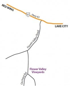 Flower Valley Map
