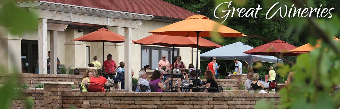 Great River Road Wine Trail Wineries