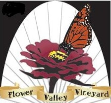 Logo Flower Valley Vineyard